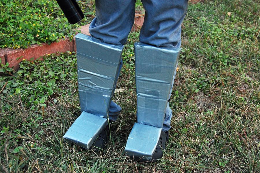 Leg bands for Megatron