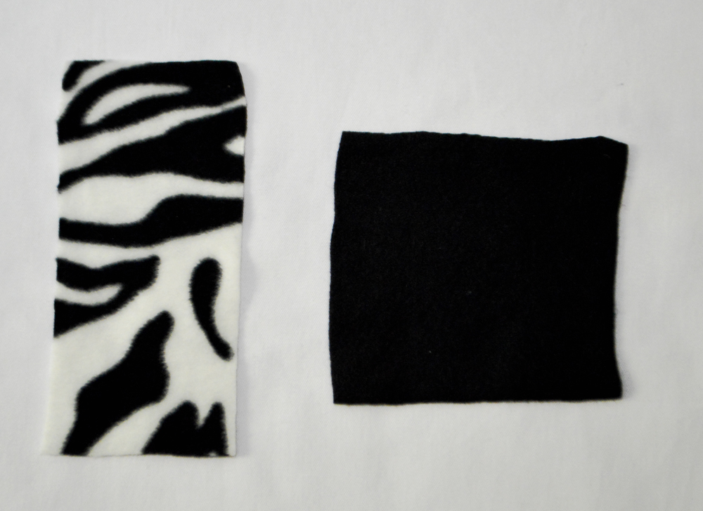 zebra tail pieces