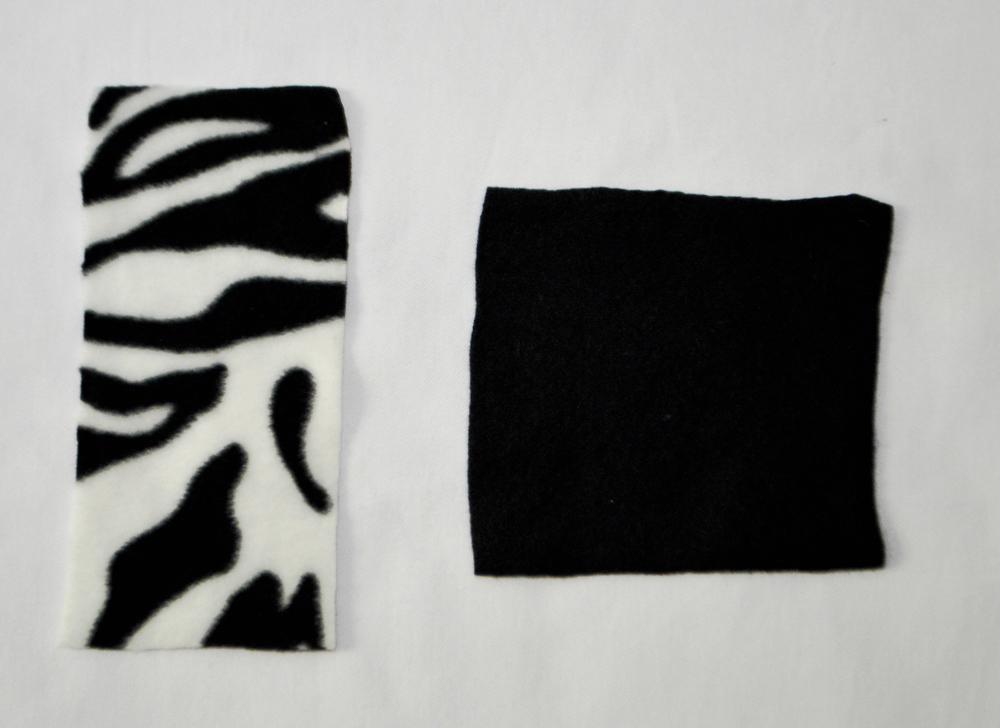 zebra tail pieces