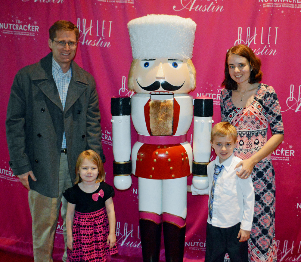 The Nutcracker at the Austin Ballet