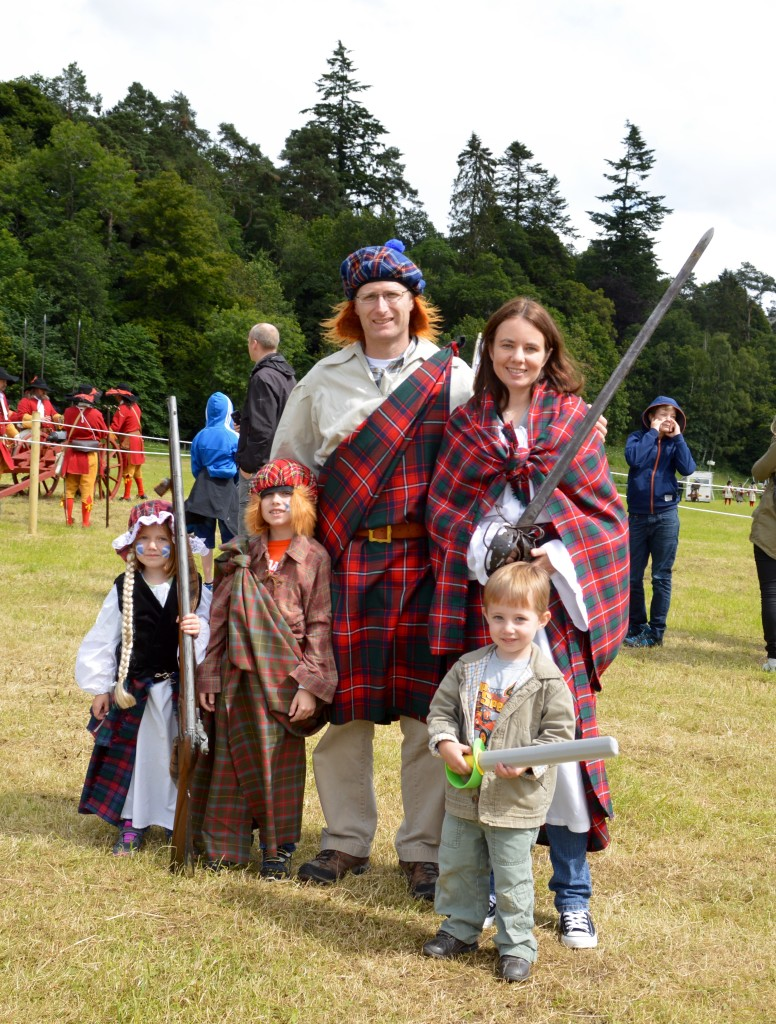 Highland Family
