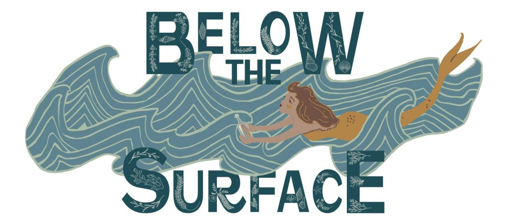 Below the Surface Collection Logo